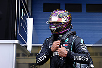 13th November 2020; Istanbul Park, Istanbul, Turkey; FIA Formula One World Championship 2020, Grand Prix of Turkey, Free practise sessions;  44 Lewis Hamilton GBR, Mercedes-AMG Petronas Formula One Team