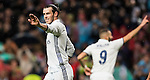 Gareth Bale of Real Madrid celebrates during their La Liga match between Real Madrid and Athletic Club at the Santiago Bernabeu Stadium on 23 October 2016 in Madrid, Spain. Photo by Diego Gonzalez Souto / Power Sport Images