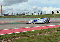 Matthew Howson / Richard Bradley / Tsugio Matsuda of KCMG Racing driving (37) Oreca 03R - Nissan during FIA World Endurance Challenge free practice #1, Thursday, September 18, 2014 in Austin, Tex. (Mo Khursheed/TFV Media via AP Images)