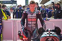 26.09.2020, Circuit de Barcelona Catalunya, Barcelona, MotoGp of Catalunya, Qualification sessions;  20 Fabio Quartararo o