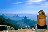 Cume da Pedra da Gávea, Rio de Janeiro. 2000. Foto de Renata Mello.