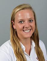 Kelsey Suggs member of Stanford women's water polo team. Photo taken Tuesday, September 25, 2012. ( Norbert von der Groeben )