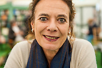 Hay on Wye, UK. Wednesday 01 June 2016<br /> Pictured:  Louise O Fresco  <br /> Re: The 2016 Hay festival take place at Hay on Wye, Powys, Wales