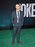 "LOS ANGELES, USA. September 29, 2019: Brandon Robinson at the premiere of ""Joker"" at the TCL Chinese Theatre, Hollywood.<br /> Picture: Paul Smith/Featureflash"