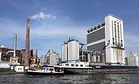 Nederland - Zaanstad- 2020. Tate and Lyle Netherlands B.V. Vervaardiging van zetmeel en zetmeelproducten..   Foto ANP / HH / Berlinda van Dam