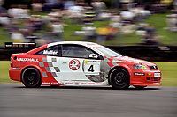 2001 British Touring Car Championship. #4 Yvan Muller (FRA). Vauxhall Motorsport. Vauxhall Astra Coupé.