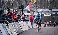 Ellen Van Loy (BEL/Telenet Fidea Lions)<br /> <br /> Women Elite Race<br /> UCI CX Worlds 2018<br /> Valkenburg - The Netherlands