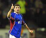 Shota Arveladze, Rangers 2001
