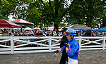 Scenes from Jim Dandy Day at Saratoga Race Course in Saratoga Springs, New York on July 28, 2012