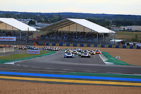 START RACE  1 ROAD TO LE MANS