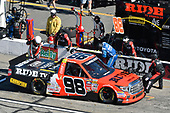 NASCAR Camping World Truck Series<br /> UNOH 175 <br /> New Hampshire Motor Speedway<br /> Loudon, NH USA<br /> Saturday 23 September 2017<br /> Grant Enfinger, Ride TV Toyota Tundra<br /> World Copyright: Nigel Kinrade<br /> LAT Images