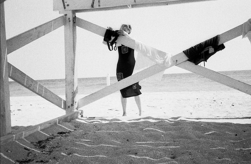 """From """"Miami in Black and White"""" series<br /> Sunny Isles Beach, FL"""
