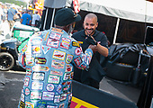 funny car, Camry, J.R. Todd, DHL, pits