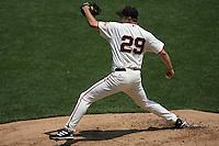 Jason Schmidt. Baseball: Washington Nationals vs San Francisco Giants at AT&T Park in San Francisco, CA on August 2, 2006. Photo by Brad Mangin