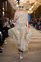 Louis Vuitton<br /> Spring Summer 2022 Ready-to-Wear catwalk Fashion Show at Paris Fashion Week, France in October 2021<br /> *Editorial Use Only* see Special Instructions.<br /> CAP/PLF<br /> Image supplied by Capital Pictures