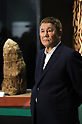 Takeshi Kitano attends Mummies of the World exhibition