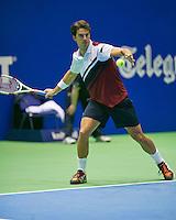 20-12-13,Netherlands, Rotterdam,  Topsportcentrum, Tennis Masters, , , Jesse Huta Galung (NED)   <br /> Photo: Henk Koster