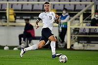 Gianluca Mancini of Italy in action during the friendly football match between Italy and Moldova at Artemio Franchi Stadium in Firenze (Italy), October, 7th 2020. Photo Andrea Staccioli/ Insidefoto