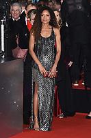 Naomie Harris<br /> arriving for the BAFTA Film Awards 2020 at the Royal Albert Hall, London.<br /> <br /> ©Ash Knotek  D3554 02/02/2020