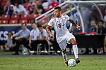Bayern Munich Midfielder Corentin Tolisso in action during the International Champions Cup match between FC Bayern and FC Internazionale at National Stadium on July 27, 2017 in Singapore. Photo by Marcio Rodrigo Machado / Power Sport Images