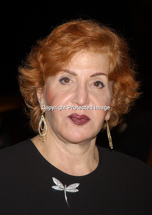 ..Sally Jesse Raphael ..arriving at Arlene Dahl and Marc Rosen's 20th Anniversary ..party at Doubles on September 30, 2003 in New York City. ..Photo by Robin Platzer, Twin Images