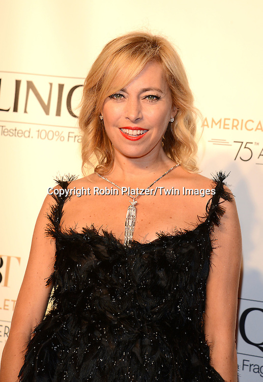 Sutton Stracke attends the Opening Night of American Ballet Theatre 2014 Fall Gala on October 22,2014 at the David Koch Theater at Lincoln Center in New York City.<br /> <br /> photo by Robin Platzer/Twin Images<br />  <br /> phone number 212-935-0770