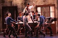 CALI -COLOMBIA-31-10-2017. Compañia Colombiana de Ballet Incolballet en el teatro Municipal de Cali  durante su presentación en la 3a Bienal Internacional de Danza Cali 2017 que se raliza en la ciudad  de Cali, Colombia entre en 31 de octubre y el 6 de noviembre de 2017.  El lanzamiento se hizo en el Boulevard del Rio de Cali. / Colombian Ballet Company Incolballet in the Municipal Theater of Cali during presentation of 3rd International Dance Biennial Cali 2017 that takes place in the city of Cali, Colombia between October 31 and November 6, 2017. Tha launch was madde at Boulevard del Río in Cali.  Photo: VizzorImage / Juan C. Quintero / Cont