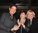 Guiding Light's Sean McDermott with Barbra Porteus and Missy Keene (all singers) - The 29th Annual Jane Elissa Extravaganza which benefits The Jane Elissa Charitable Fund for Leukemia & Lymphoma Cancer, Broadway Cares and other charities on November 14, 2016 at the New York Marriott Hotel, New York City presented by Bridgehampton National Bank and Walgreens.  The event is a Cabaret with singer Sean McDermott (Guiding Light) (Photo by Sue Coflin/Max Photos)