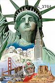 Interlitho, Luis, FANTASY, paintings, st.of liberty, usa, KL, KL3784,#fantasy# illustrations, pinturas
