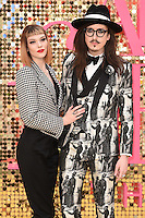 """Joshua Kane<br /> arrives for the World Premiere of """"Absolutely Fabulous: The Movie"""" at the Odeon Leicester Square, London.<br /> <br /> <br /> ©Ash Knotek  D3137  29/06/2016"""