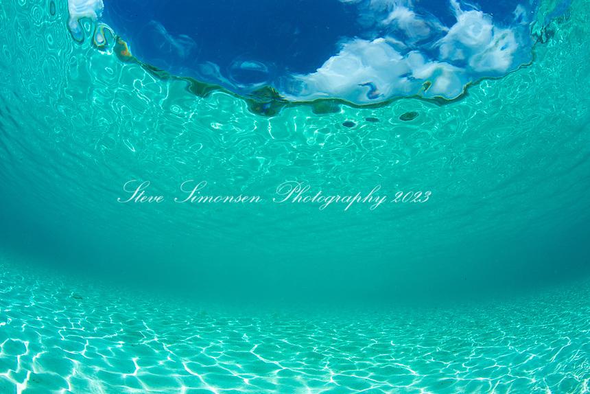 Caribbean Water<br /> Virgin Islandsa