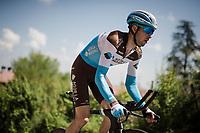 race preparations: TT prologue recon ahead of the 102nd Giro d'Italia 2019<br /> <br /> ©kramon