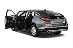 Car images of 2015 Honda Crosstour EX 4 Door Hatchback Doors