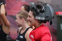 Georgia Barnett during the Pro League Hockey match between the Blacksticks women and Argentina, Nga Punawai, Christchurch, New Zealand, Sunday 1 March 2020. Photo: Simon Watts/www.bwmedia.co.nz