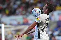 Connor Roberts of Swansea City in action during the Sky Bet Championship match between Swansea City and Nottingham Forest at the Liberty Stadium in Swansea, Wales, UK. Saturday 14 September 2019