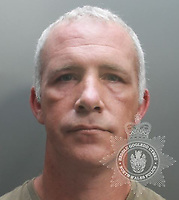 Pictured: John McDermott<br /> Re: Stalker John McDermott, who used a drone to spy on his ex-partner and her friend has been jailed for 16 weeks by Llandudno Magistrates, Wales, UK.<br /> McDermott, 42, from Connah's Quay, Flintshire, was also banned under an indefinite restraining order from possessing or using a drone in Holywell and Trelawnyd.<br /> Magistrates also ordered the destruction of the drone.<br /> McDermott pleaded guilty to stalking Kerry Williams after Ms Williams moved into the home of her new partner Daniel Redford at Holywell .