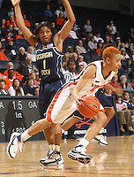 Women's basketball vs GT.