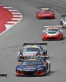 Pirelli World Challenge<br /> Grand Prix of Texas<br /> Circuit of The Americas, Austin, TX USA<br /> Sunday 3 September 2017<br /> Peter Kox/ Mark Wilkins<br /> World Copyright: Richard Dole/LAT Images<br /> ref: Digital Image RD_COTA_PWC_17269