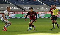 Daichi Kamada (Eintracht Frankfurt)<br /> - 19.09.2020: Fussball  Bundesliga, Saison 20/21, Spieltag 1, Eintracht Frankfurt vs. Arminia Bielfeld, emonline, emspor, v.l. Deutsche Bank Park<br /> Foto: Marc Schueler/Sportpics.de <br /> Nur für journalistische Zwecke. Only for editorial use. (DFL/DFB REGULATIONS PROHIBIT ANY USE OF PHOTOGRAPHS as IMAGE SEQUENCES and/or QUASI-VIDEO)