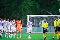 LAKE BUENA VISTA, FL - JULY 20:  during a game between Orlando City SC and Philadelphia Union at Wide World of Sports on July 20, 2020 in Lake Buena Vista, Florida.