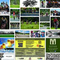 Tour de Bozeman Poster