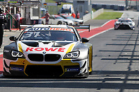 4th September 2021; Red Bull Ring, Spielberg, Austria; DTM  Race 1 at Spielberg;   Sheldon van der Linde SA, ROWE Racing, BMW M6 GT3