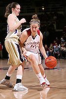 30 December 2007: JJ Hones during Stanford's 77-42 win over the University of Washington at Maples Pavilion in Stanford, CA.