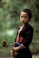 Tribu meo, Chiang Mai, Thailande<br /> <br /> (date inconnue)<br /> <br /> PHOTO : Michel Faugere Publiphoto- Agence Quebec Presse