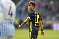 Paulo Dybala of Juventus reacts <br /> Ferrara 13-4-2019 Stadio Paolo Mazza Football Serie A 2018/2019 SPAL - Juventus <br /> Foto Andrea Staccioli / Insidefoto