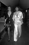 MARINA RIPA DI MEANA CON ELSA MARTINELLI<br /> JACKIE O' ROMA 1979