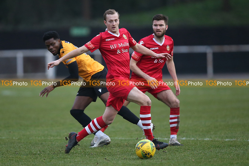 Ronnie Winn of Hornchurch during Hornchurch vs Maidstone United, Buildbase FA Trophy Football at Hornchurch Stadium on 6th February 2021
