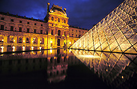 France,Paris. The Louvre