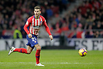 Club Atletico de Madrid's Lucas Hernandez during La Liga match. November 24,2018. (ALTERPHOTOS/Alconada)