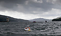 29/08/15<br /> <br /> Kevin Welsh near the half-way point.<br /> <br /> Competitors take part in the annual 10.5 mile swim along the length of Lake Windermere (Britain's longest lake) in the Cumbrian Lake District. Twenty swimmers (12 female and 8 men) started today's event run by the British Long Distance Swimming Association.<br /> <br /> All Rights Reserved - F Stop Press.  www.fstoppress.com. Tel: +44 (0)1335 418365 +44(0)7765 242650